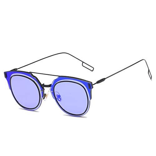 Soleil de Lunettes pour Sakuldes et Blue Lens Frame 100 Frame polarisées Lens Black Protection Blue UV400 Color Black Hommes Femmes x1F4ndnEw5
