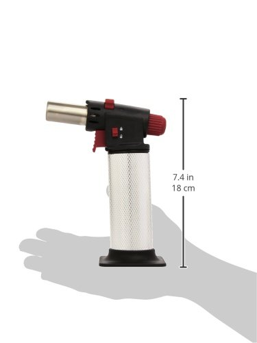Kitchen Craft Master Class Deluxe Professional Cook's Blowtorch by Kitchen Craft (Image #9)