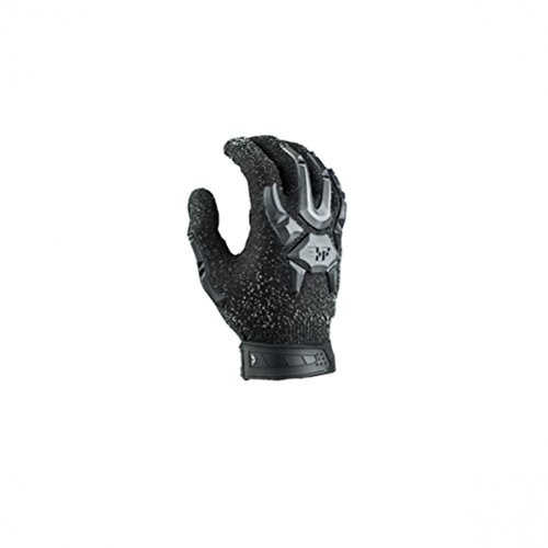 Line of Fire 2-TS-PHT-BLK-MD Men's MED Phantom Gloves Touch Screen Size MED by Line of Fire