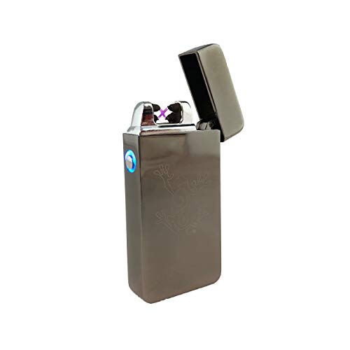 Tesla Select Lighter - USB Rechargeable Plasma Double Arc Windproof Electric Lighters by Frog & Co.
