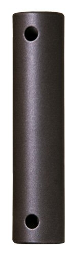 Fanimation DR1SS-24GRW 24'' Stainless Steel DOWNROD (1 INCH): Matte Greige, Inch
