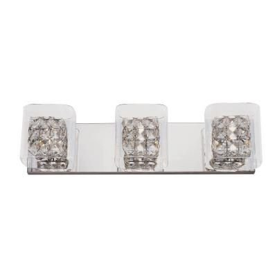 Collection 3 Light Bathroom Fixture - 9