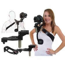 (UPS HDSLR Camera Video Stabilizer with Handle)