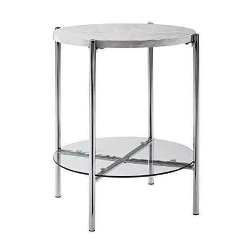 Round Glass Shelf - 20