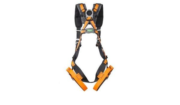 XS Orange EvotechBody Guard Arnés de ajuste rápido para pecho y ...