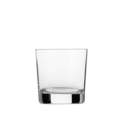Schott Zwiesel Basic Bar Designed by World Renowned Mixologist Charles Schumann Tritan Crystal Glass, Whiskey Cocktail, 12-Ounce, Set of ()