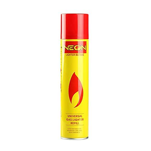 Neon Lighter Gas Refill