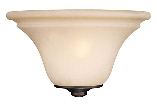Ada Wall Washer Sconce (Burnished Bronze 1 Light ADA Compliant Wall Washer Sconce)