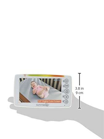 ghdonat.com Summer Infant Panorama Video Baby Monitor with 5-inch ...