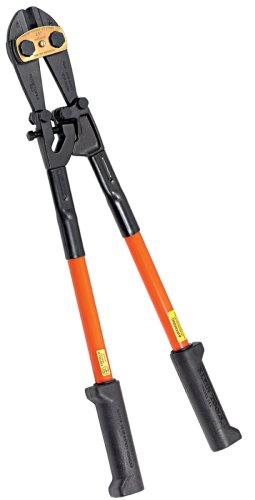 Bolt Cutter, Fiberglass Handles, 18-Inch Klein Tools 63118 (Center Cut 18in Bolt Cutter)