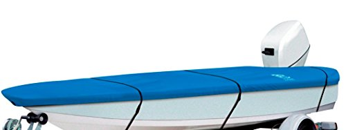 Classic Accessories Fishing Boat (Classic Accessories Stellex Boat Cover For Utility/Fishing Boats, 12' - 14' L, Up to 68