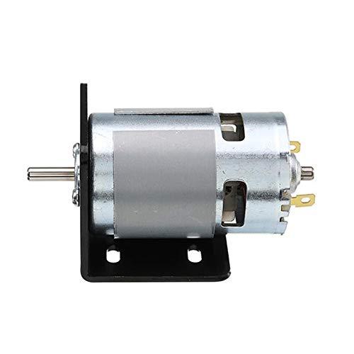 TOOGOO 775 Motor Mit Montage Halterung Dc 12V 10000 Rpm Motor Doppel Kugel Lager 150W