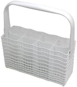 Zanussi 1524746102 - Soporte para Cubiertos para lavavajillas, Color Blanco