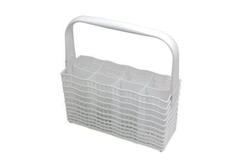 Zanussi White Dishwasher Cutle