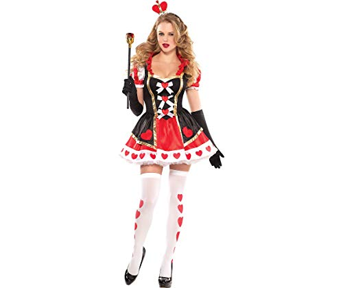 - AMSCAN Charmed Queen Halloween Costume for Women, Extra Large, with Included Accessories