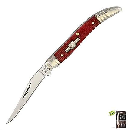 Amazon.com: Rough Rider RRR1502 - Cuchillo de bolsillo ...