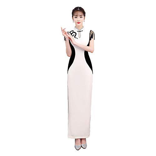 Di Giovane Temperamento Inverno Migliorata E Nuova Cheongsam Bingqz Signore Ragazza Moda Vestito L Dignitoso Autunno Atmosfera Elegante Versione x7qttF