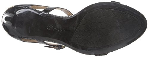 Women's Sandal Luigina Black Klein Dress Calvin ZnxUqp5waH