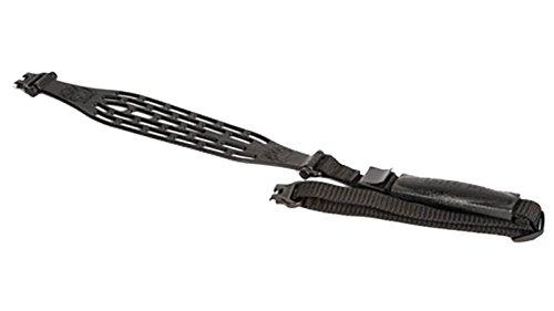Sims Kodiak Air Rifle Sling Adj Grip Titan Swivel Black