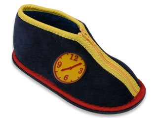 Terry Size Medium Starbay Navy New Zip Brand Slippers Cloth Up Toddler's Indoor Bq4PIvF