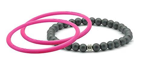 Ion Loop Mag/Fusion +Plus Pak (Pink/Pink, Medium) by Ion Loop