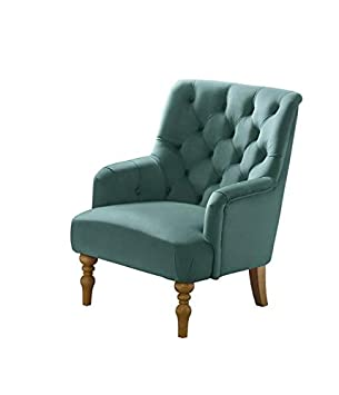 Strange French Louis Armchair Button Back Shabby Chic Furniture Vintage Chair Linen Fabric Velvet Lounge Seat Small Solid Oak Wood Legs Occasional Living Room Download Free Architecture Designs Scobabritishbridgeorg