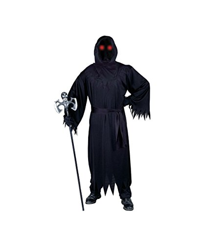 Party Boy Houston Halloween Costumes (Fun World Men's Adult Fade in and Out Phantom Costume, Black,)