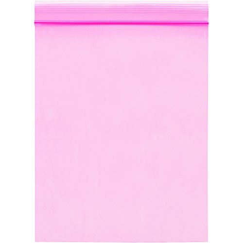 Ship Now Supply SNPBAS700 Anti-Static 2 Mil Reclosable Poly Bags, 2