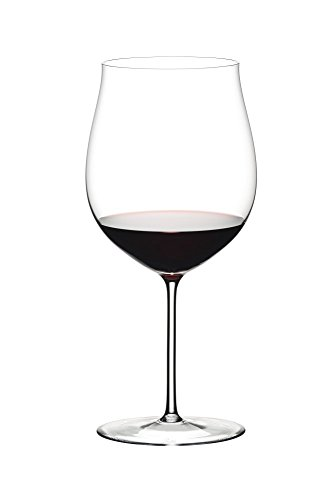 Riedel Sommeliers Burgundy Grand Cru Wine Glass, Set of 2
