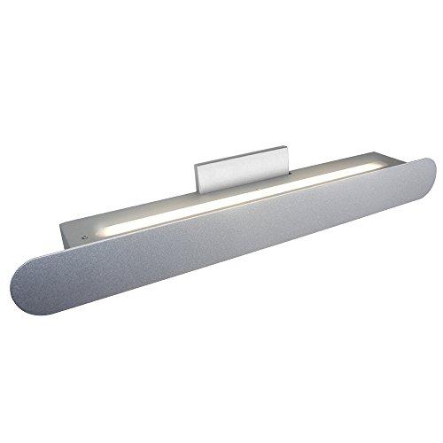 VONN VMW11100AL Modern Led Bathroom Vanity Light, 22″, Silver
