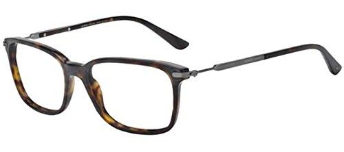 Giorgio Armani Men's Eyewear Frames AR 7030 54mm Brushed Dark Havana 5002 -