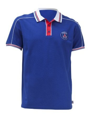 PARIS SAINT GERMAIN Polo PSG - Collection officielle Taille adulte homme L zqbGAE