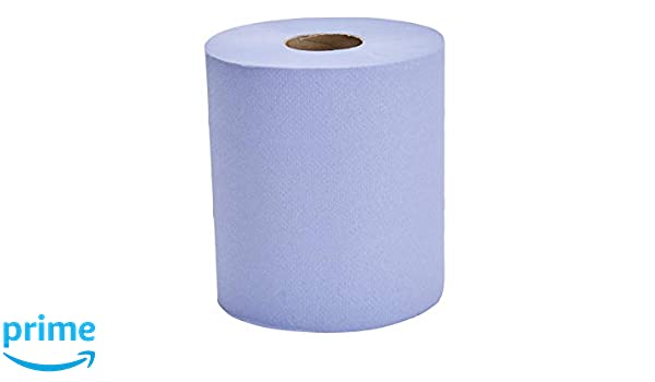Perform PW2B108 Works - Rollo de papel de limpieza para parachoques, 2 capas, color azul: Amazon.es: Industria, empresas y ciencia