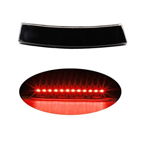 Dantoo LED 3rd Third Brake Light High Mount Stop Light Rear Brake Tail Light With Smoke Lens For 1999-2004 Ford Mustang LED Brake Lamp
