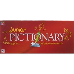 Junior Pictionary Mania (Mattel Pictionary)