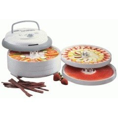 (Nesco Professional 600W 5-Tray Food Dehydrator, FD-75PR)
