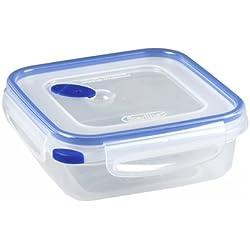 Sterilite 03314706 4 Cup Square Ultra-Seal Container