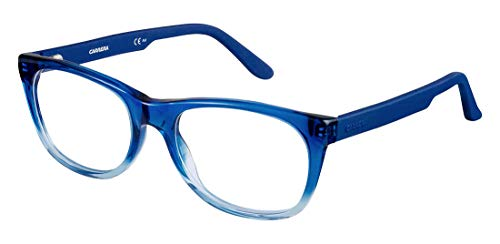 New Carrera Rx Eyeglasses - CA6652 0TPL - Shaded Blue ()