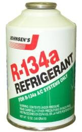 R134a REFRIGERANT --12 OZ by Johnsen's Chemicals