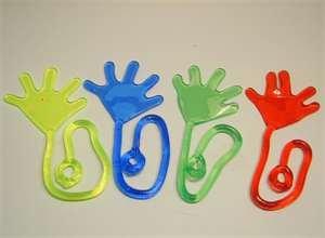 Sticky Hand 1