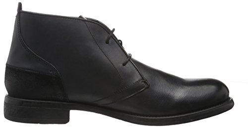 Strellson Brad Lace, Zapatos de Cordones Derby para Hombre Negro - negro (900)