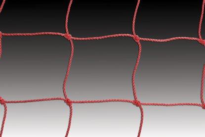 Coerver Kwik Goal Soccer Net 8Hx24wx0dx0b, 3Mm Mesh, Red