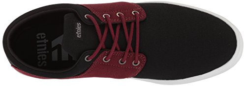 Etnies Mens barrage SC Skate Shoe Black/Red tRvGAlwpP