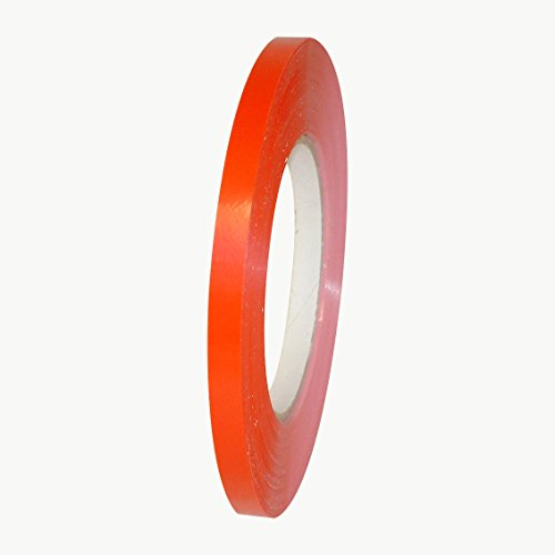 J.V. Converting BST-24/RD038180 JVCC BST-24 Bag Sealing Tape: 3/8 Inches x 180 Yard - Red