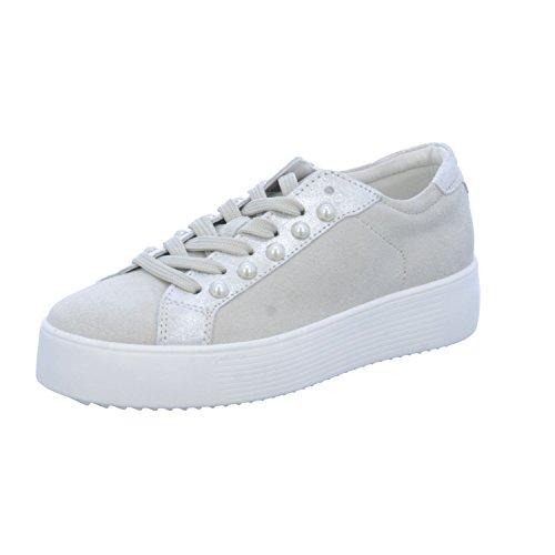 Tamaris 23770, Sneakers Basses Femme Beige