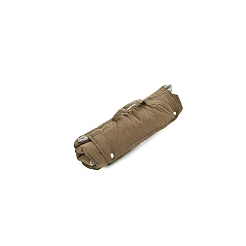 Solarfire Pet-beds Foldable Dogs Pets Mat forTravel Outdoors Cat Dog Bed Puppy Soft Warm Thick Travel Mat for Dog Cat Easy Cushion cama perro,Khaki,L