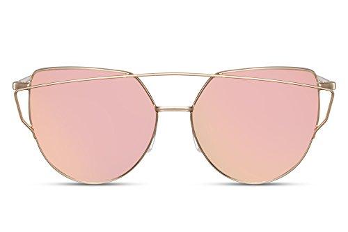 Gafas Espejadas Diseñador Sol Retro Mujeres Metálicas UV Cheapass Hombres 007 Ca 400 De RqdxOB