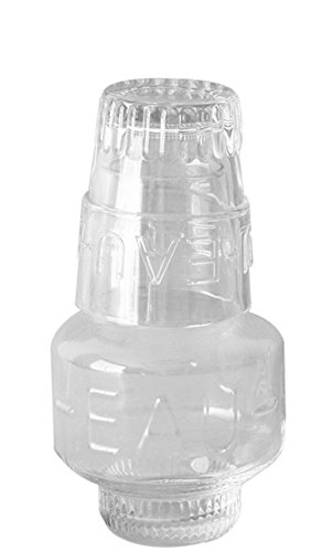 glass carafe with tumbler - 8