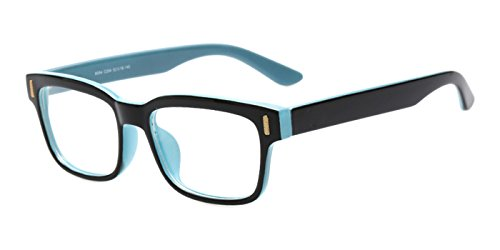Slocyclub Classic Rectangular Artist Optical - Eyeglass Frames To Face Face