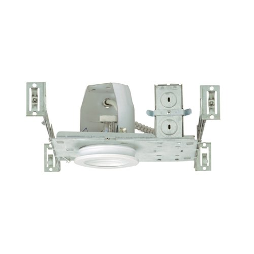 NICOR Lighting 3-Inch Non-IC Rated Recessed Housing (Non Ic Rated Recessed Housing)